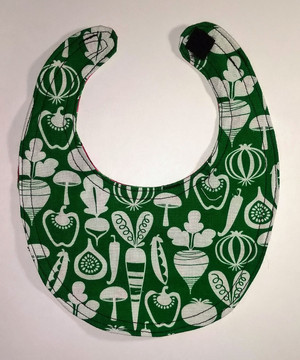 GrubDudz Small Infant Bib