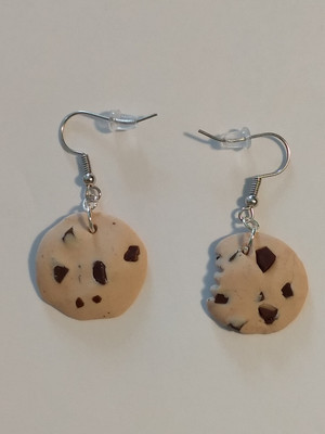 Chocolate Chunk Earrings