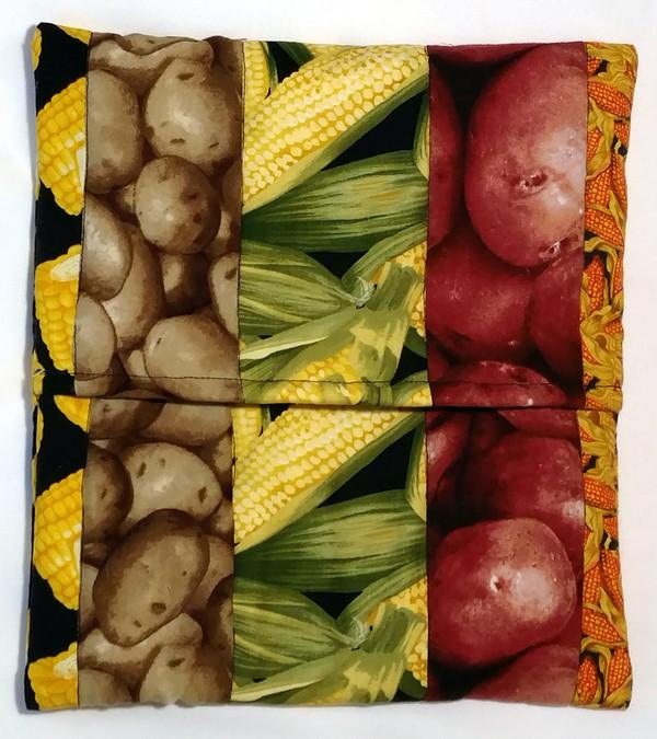 Grubdudz Potato and Corn Warmer Front
