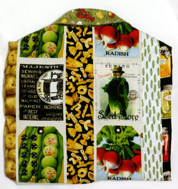 Back of GrubDudz Button-Front Shirt