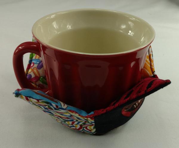 GrubDudz Microwave Mug Cozy