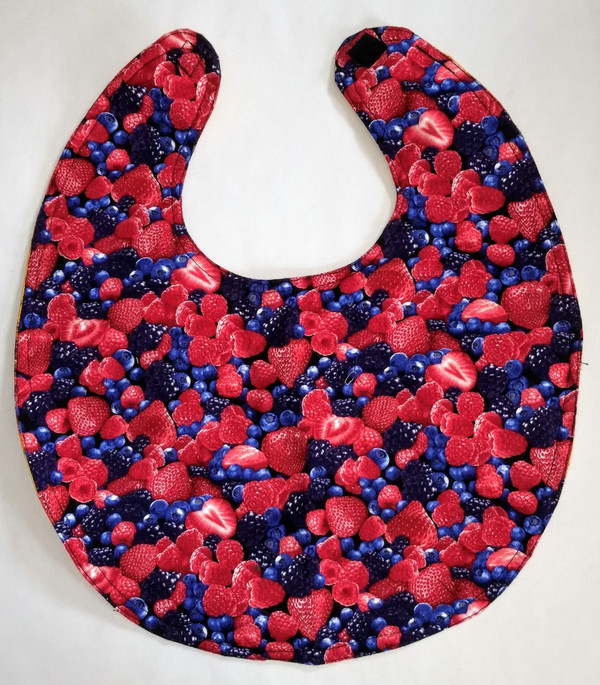 GrubDudz Large Toddler Bib