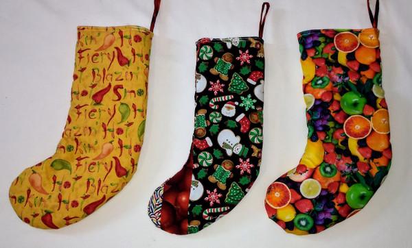 GrubDudz Christmas Stockings