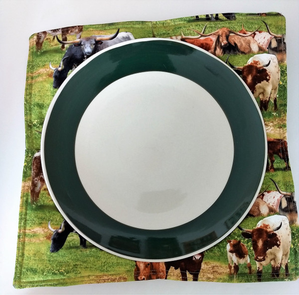 Microwave Plate Cozy - Large