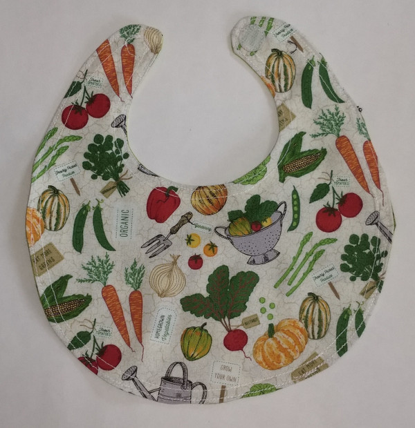 GrubDudz Large Infant Bib