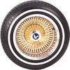 Suretrac  White Wall  Power Touring  Tires