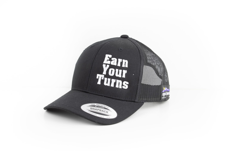 Earn Your Turns Hat