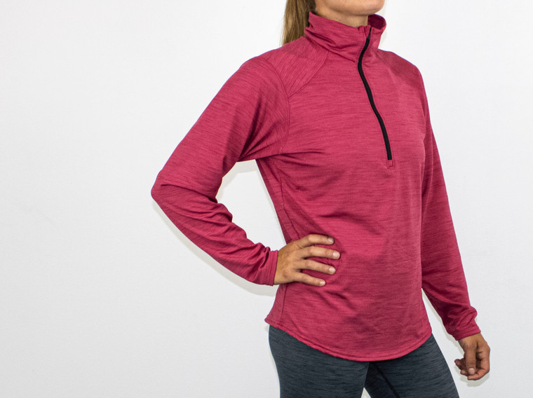 Stratus Zip Top - Women's
