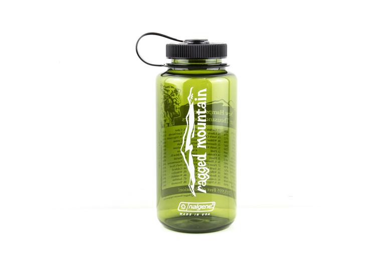 4000-Footer Nalgene Water Bottle