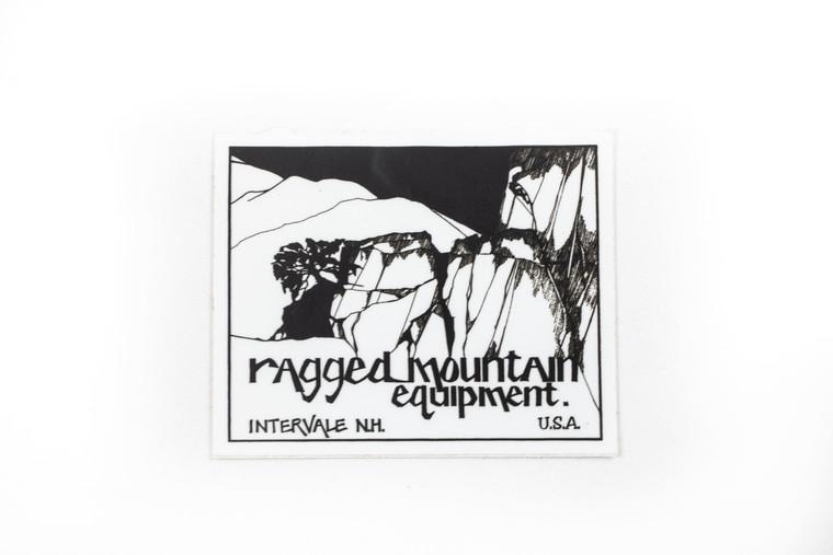 Ragged mountain OG sticker
