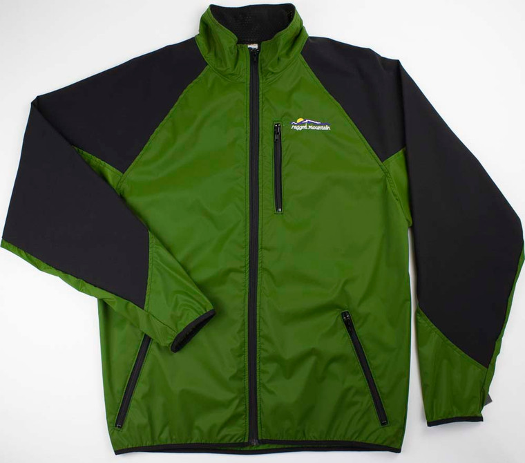 Glade Jacket in Green by Ragged Mountain
