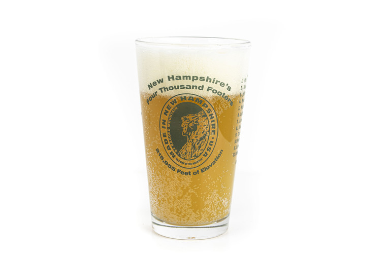 NH 4K Pint Glass