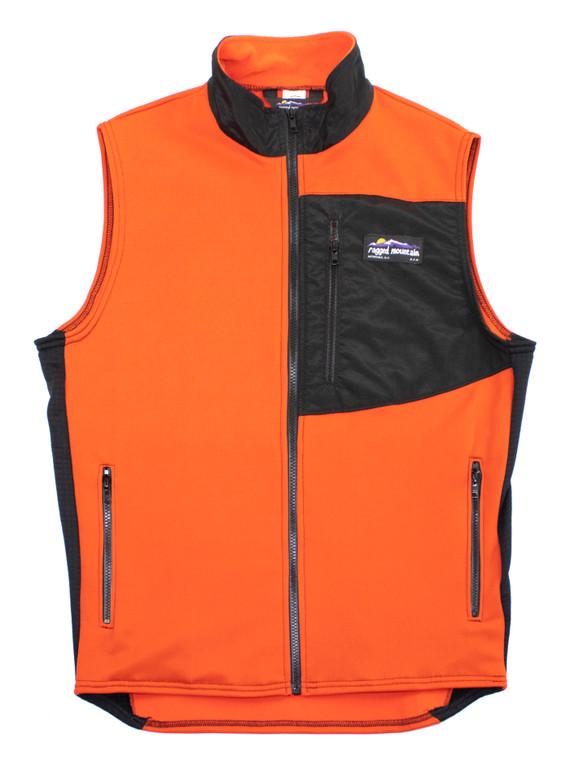 Orange Windpro Velocity Vest Made In USA