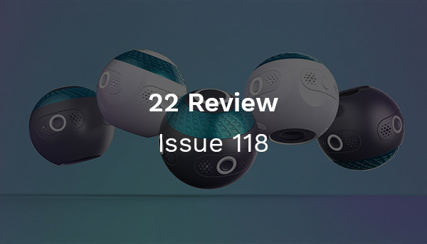 22 Review: Issue 118 - A games controller for those with Cerebral Palsy