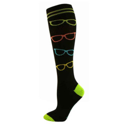 Sunglasses Knee High Socks / Women's
