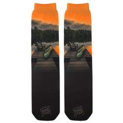 Lakeside Sublimation Tube Socks