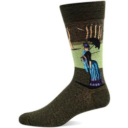 Men's A Sunday Afternoon Crew Socks