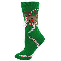 Women's Rudolph Crew Socks