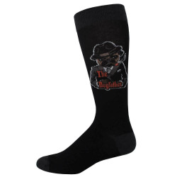 Men's Dogfather Crew Novelty Socks