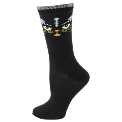 Women's Cat Face Socks
