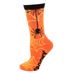Women's Spider Drop Socks