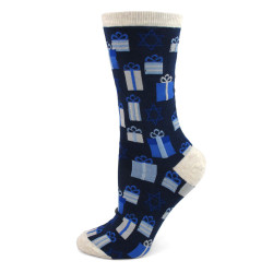 Women's Star of David Crew Socks