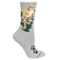 Men's Mountain Lion Socks
