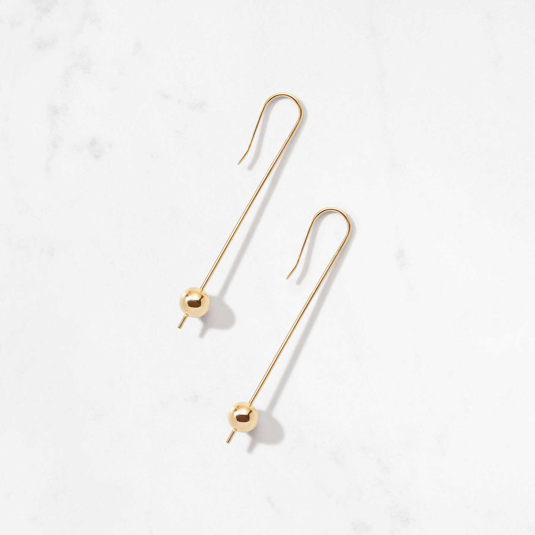 Celestia I Earring Short Polished