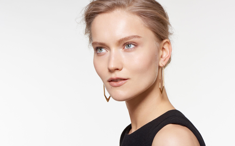 Contour Earring