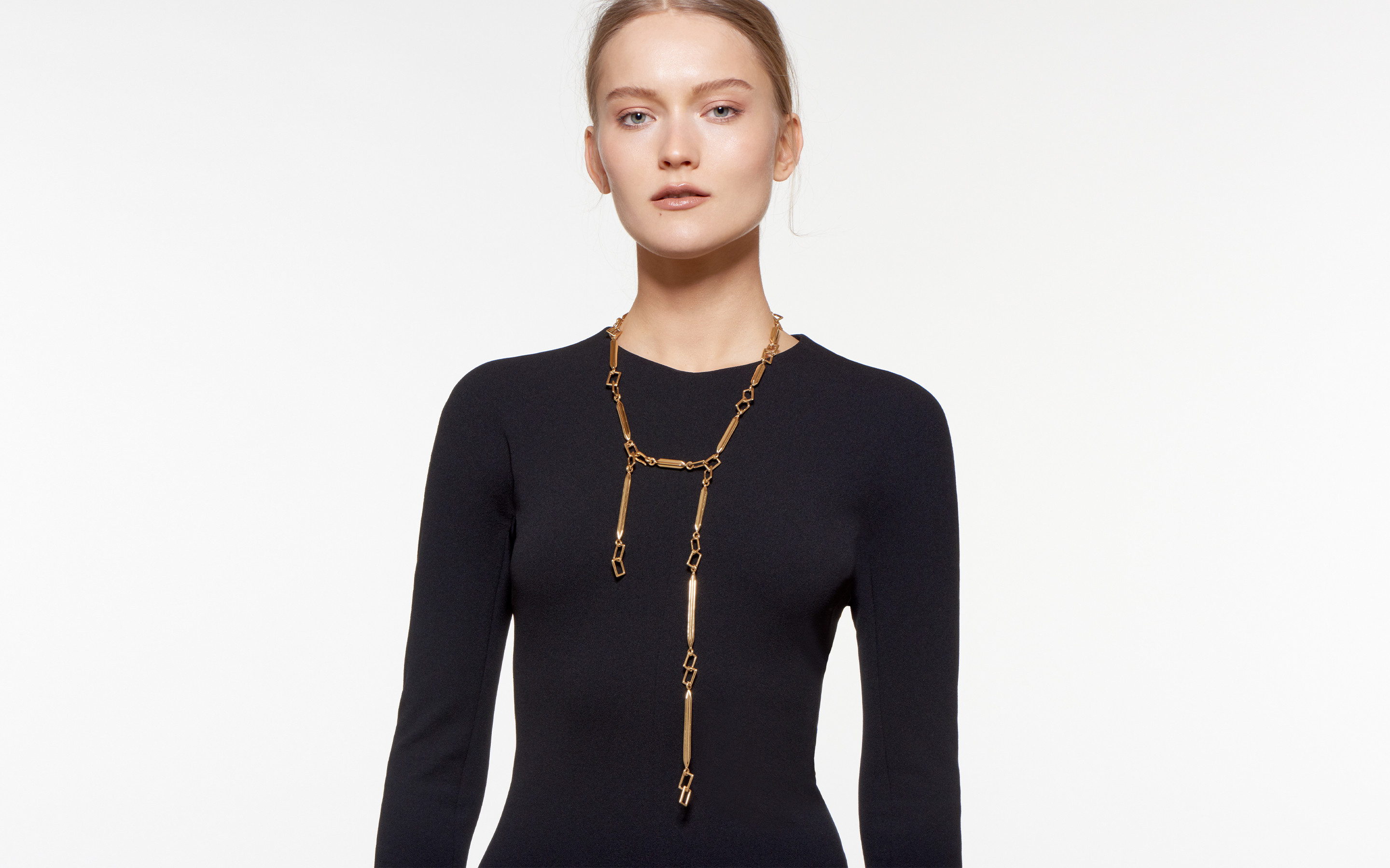 Obelisk Convertible Rope Necklace