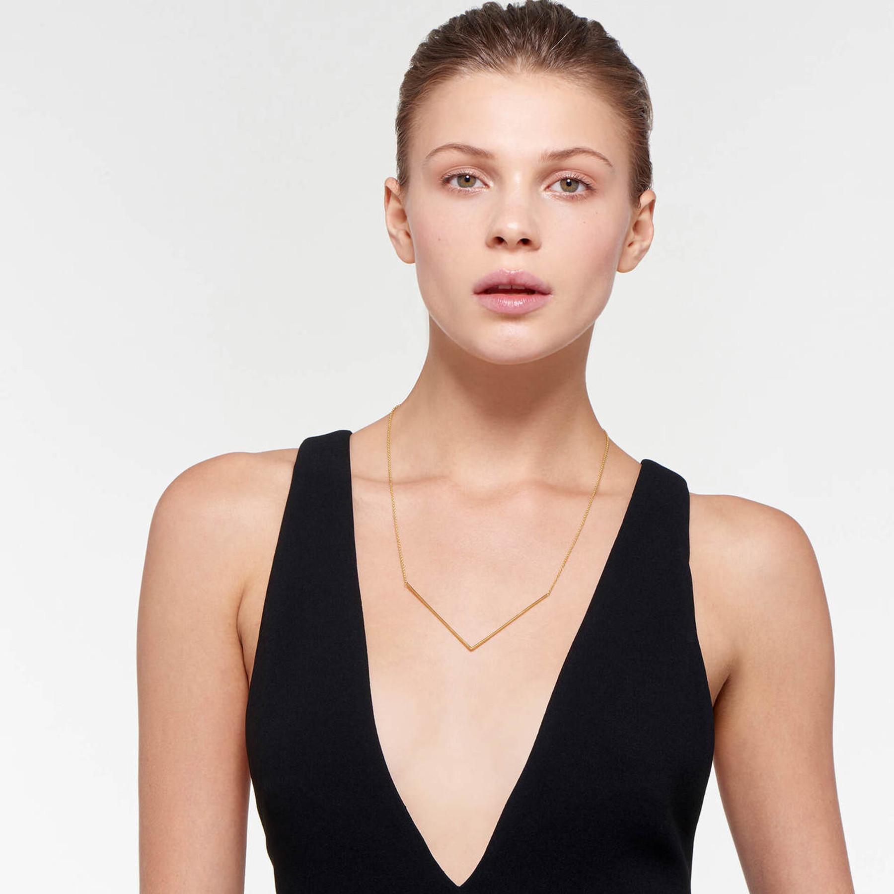 V-Neck Necklace