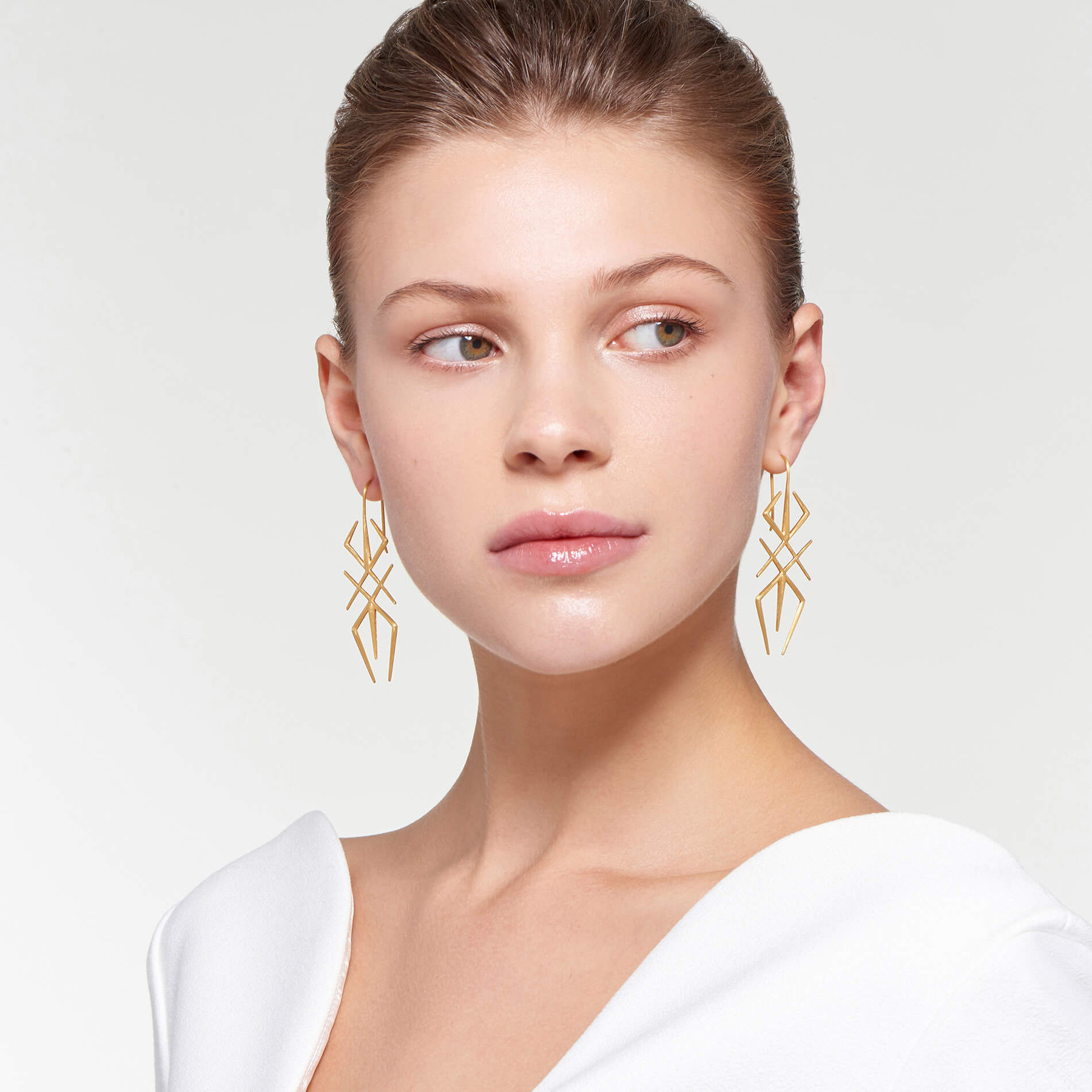 Arthropod Earring Satin