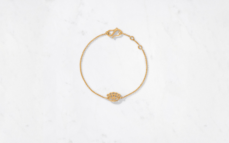 Mini Floral Eye Bracelet