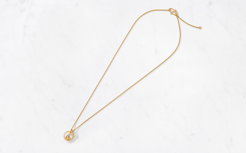 Perigee Pendant & Chain