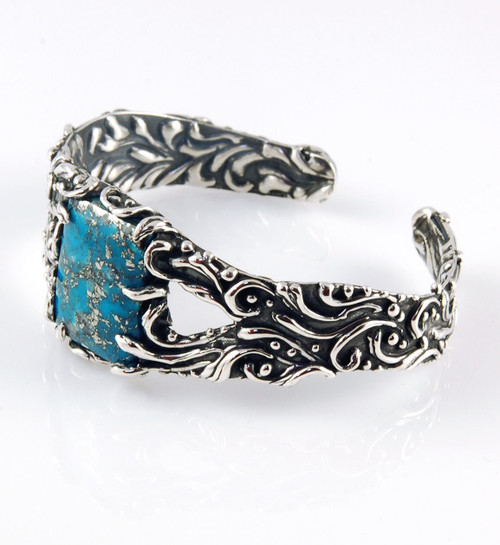 Ithaca Peak Turquoise Bracelet