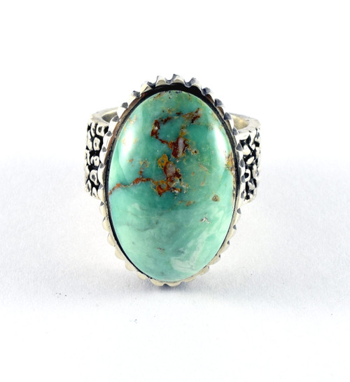 Dry Creek Turquoise Ring Size 6.5