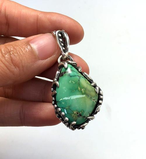 Pixie Turquoise pendant