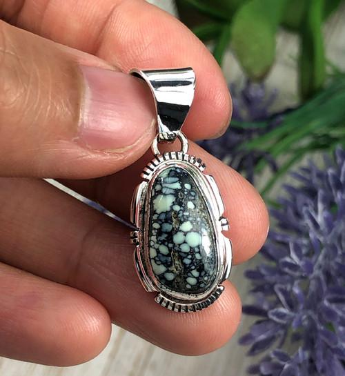 New Lander Sterling Silver Pendant