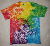 (New) Rainbow Crinkle  Tie Dye (short and long sleeve options)