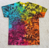 (NEW) Melted Crayon Tie Dye (short &long sleeve)