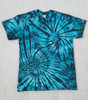 Panther Swirl Tie Dye (short and long sleeve)