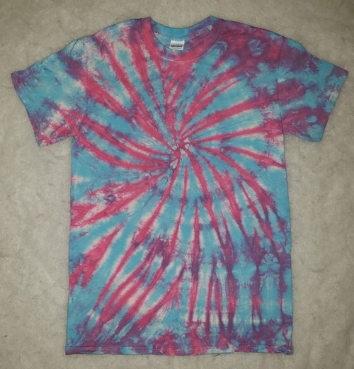(NEW)  Cotton Candy Tie Dye  (short and long sleeve options)