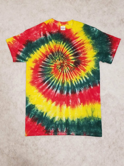 Marley Tie Dye (short and long sleeve options )