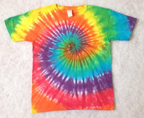 Rainbow Express Tie Dye TOP SELLER   (short &long sleeve options )