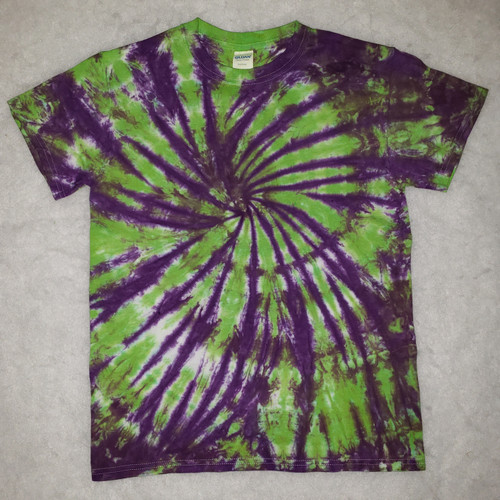 (NEW)  Hulk Tie Dye (short and long sleeve options)