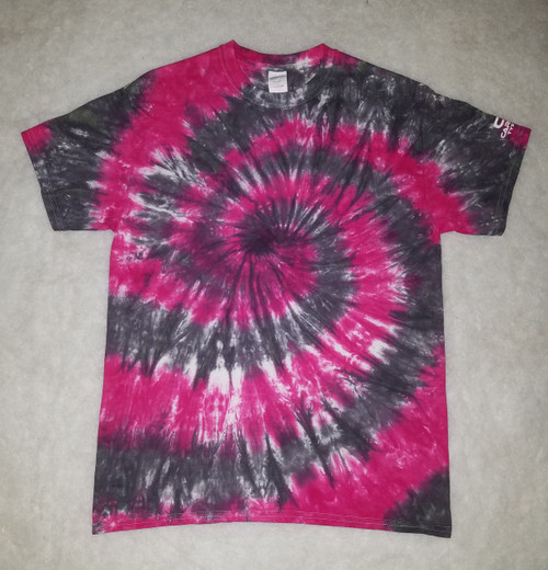Flash Wave Tie Dye (short or long sleeve options)