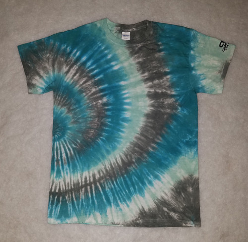 Beauty Blend Tie Dye (Short and long sleeve options)