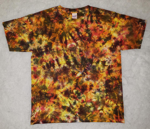 (NEW) Blaze Tie Dye (short  &Long sleeve options)