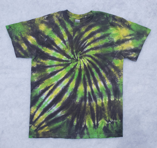 Jamaica Tie dye (short and long sleeve options)