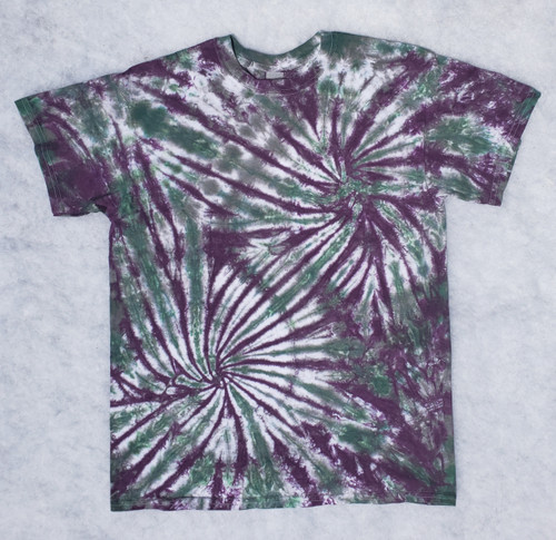 Magnolia Tie Dye (short and long sleeve options)